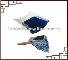 colorful stone coated metal roofing tile cheap blue style