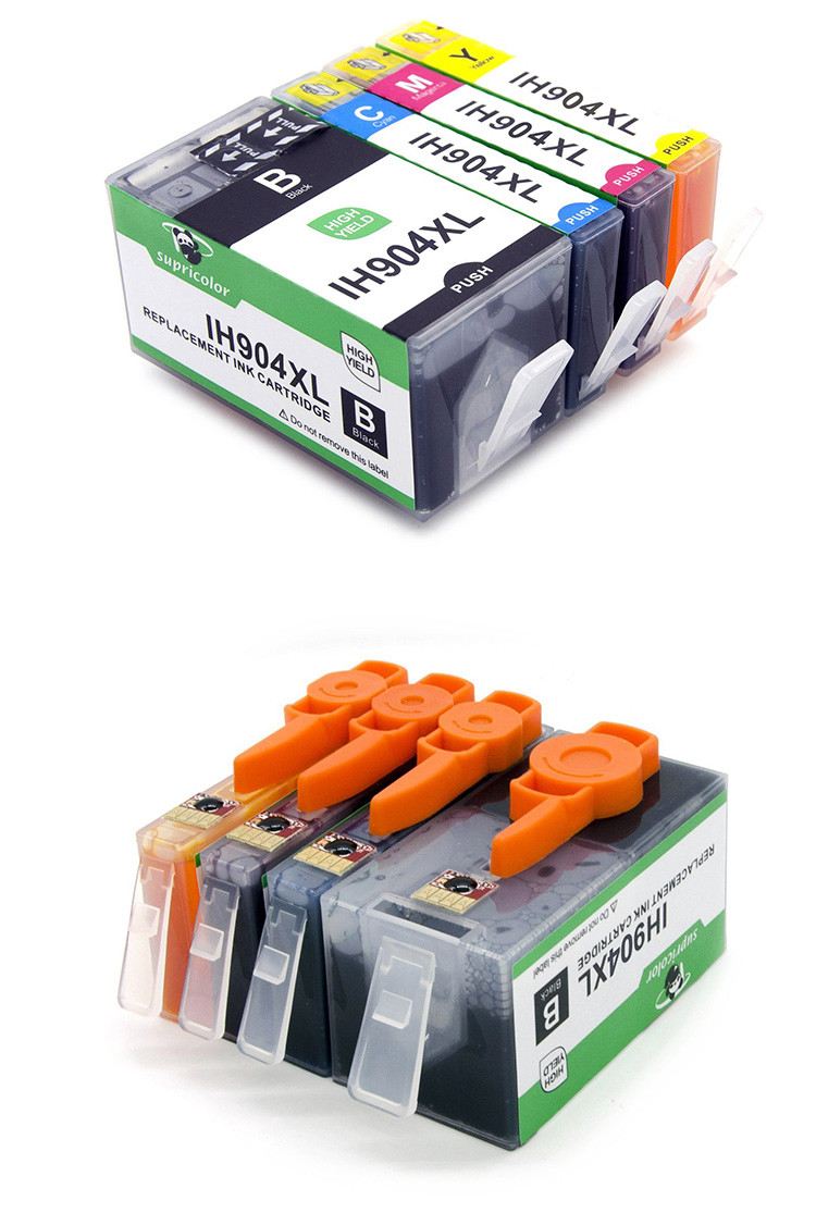 Supricolor Compatible Ink Cartridges for HP 904 904 XL printer Consumables for HP Officejet Pro 6970