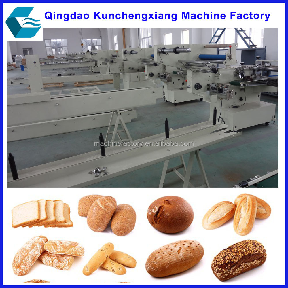 Fully Automatic Cheese cake wrapping machine