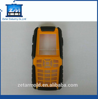OEM plastic mobile phone case injection moulding