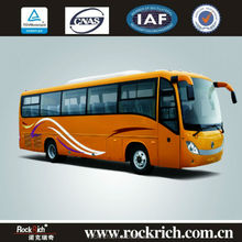 Bus new colour Dongfeng 10m coach 45 seater passenger bus