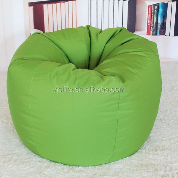 Indoor/outdoor teardrop round bean bag lazy sofa wholesale, living room comfort bean bag <strong>chair</strong>