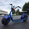 citycoco 1500w electric scooter 72v lithium battery with app/bluetooth