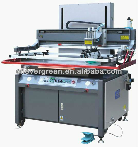 silk screen printer reasonable price China supplier Cheap screen printing machine