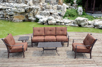 Patio Garden Furniture Sofa Set