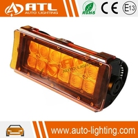 ATL Popular 36w 4x4 curve led light bar led light bar lens cover