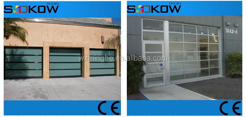 Aluminium transparent glass garage doorunbreakable glass safety aluminium transparent glass garage doorunbreakable glass safety garage doors planetlyrics Gallery