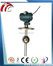 High accuracy magnetic liquid float ball level gauge for oil tank