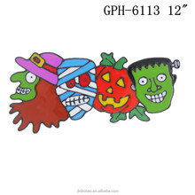 Multifunctional Halloween decals manufactured in China
