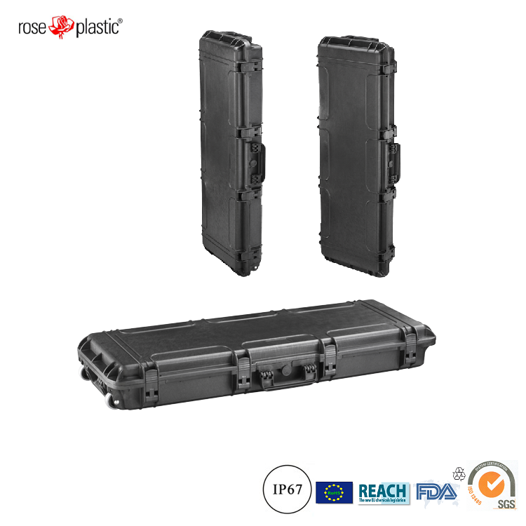 Waterproof equipment case for gun RC-PS 370