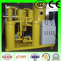 nakin Model TYA Vacuum Lube Oil Purifier for Waste Oil Recovering
