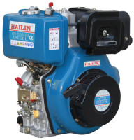 diesel engine 186FA,Single-Cylinder and Four-stroke air-cooled 8HP diesel engine for pump use