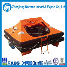 8 person inflatable life raft for yacht with good price