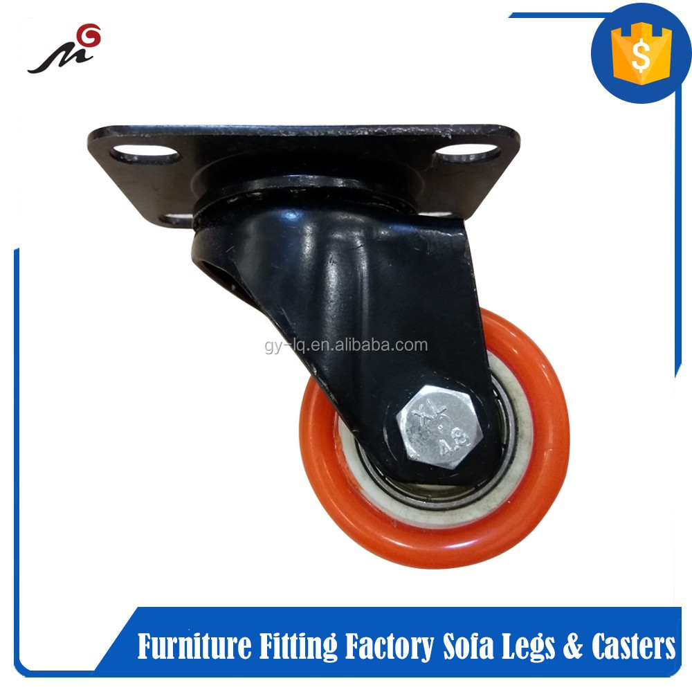 High quality cheap price furniture caster/caster wheel/small caster wheels