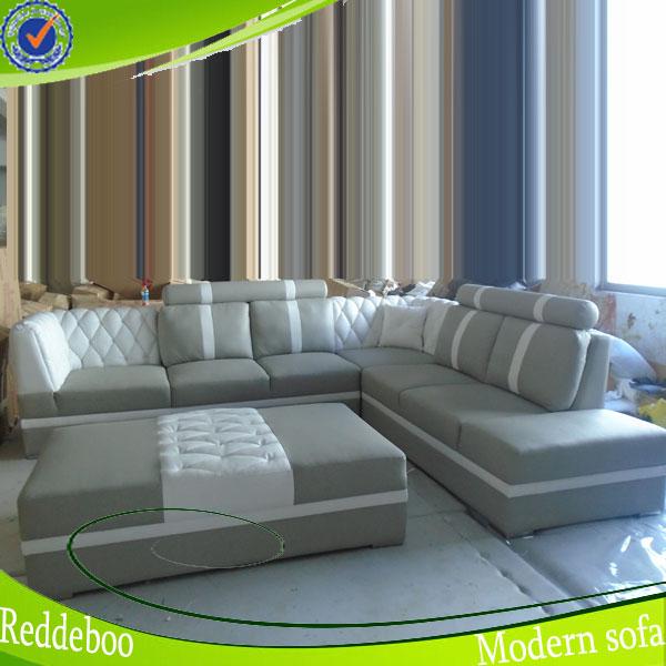 High quality good sale italian design l shape leather sofa for Where to buy good quality sofa
