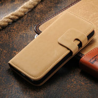 New arrival business card case for iphone 5, mobile phone case for iphone 5s, oem hot selling wallet case for iphone 5