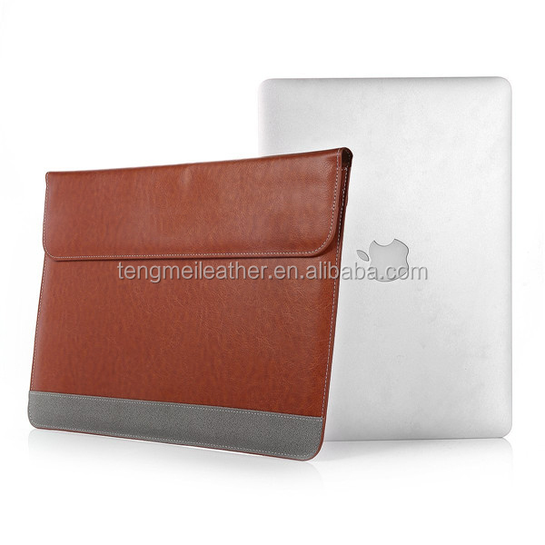 New Arrival Hotsale Tablet Model pu Leather Wallet Case Black Tan Smart Case For Ipad 6 With Free Screen Protector