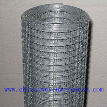 galvanzied wire mesh/Hot Dipped Galvanized Welded Wire Mesh