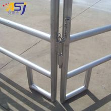 hot sale pvc corral fence panel for horse