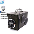 shenzhen supplier wholesale portable combination speaker of mp3 bluetooth FM radio play for party picnic fishing boat