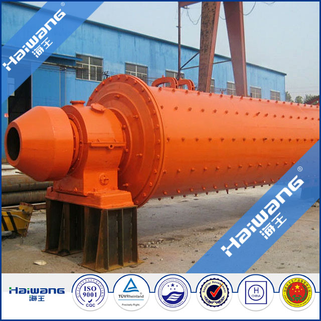 China Haiwang Fine Wet Ball Mill Powder Equipment