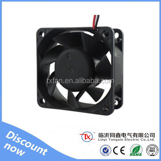 5V 24V 60mm x 60mm x 25mm 6cm 6025 2.4 Inch DC High Flow Fan 12V