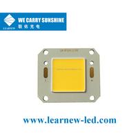 40x46mm slim LED encapsulation 50w super bright 150lm per watt cob led