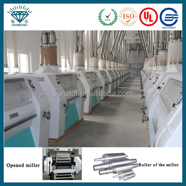 flour mill machineries/ flour mill machinery in china/flour mill machines