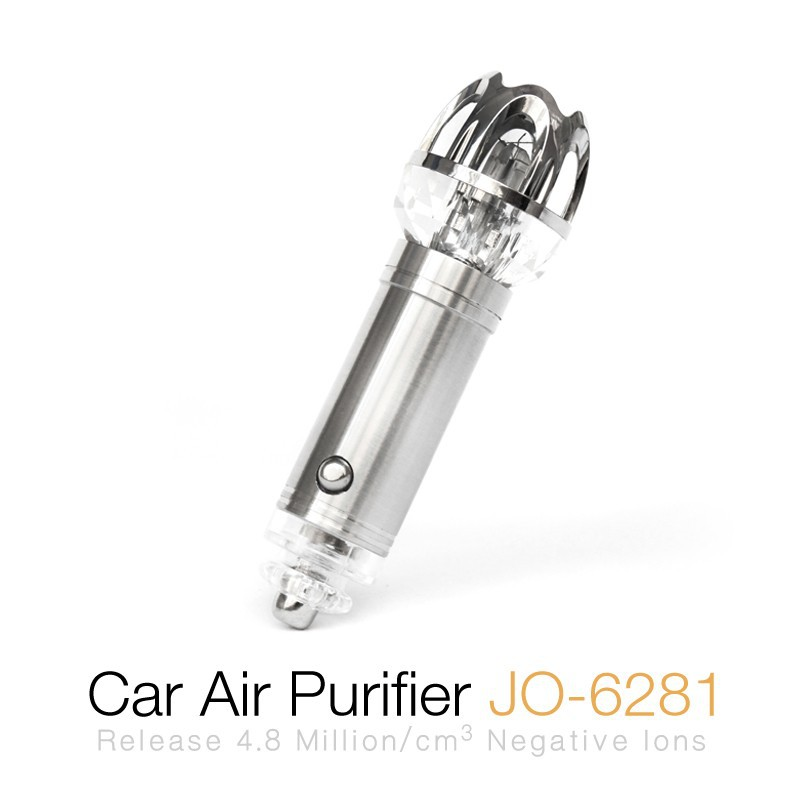 Innovative Products New Gadgets 2015 (New Air Purifier for Car JO-6281)