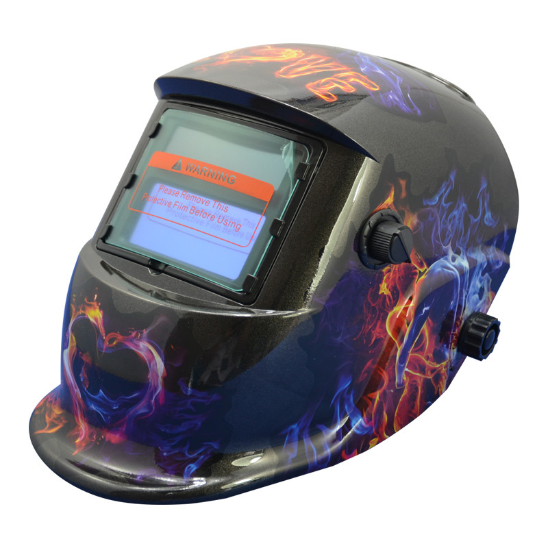 Electrical Safety Hot Selling Art Welding Helmet
