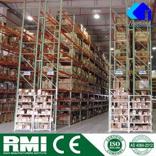 Warehouse Storage Heavy Duty Q235 Steel Pallet Rack