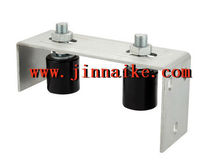 garage door guide bracket, Jinnaike nylon roller bracket