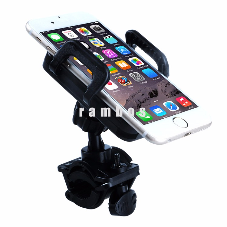 New Products 2016 Cellphone Holder Universal Flexible Swivel Bike Mounted for iPhone 6 6s/6plus