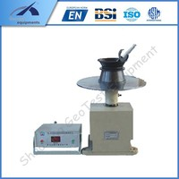 CFT-1 Motorized Cement Flow Table Test/Instrument Flow tester/water flow testing equipment