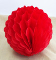 Tissue paper honeycomb ball for wedding decorations,party decorations