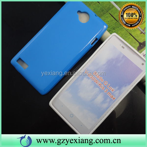 Hot Sale Soft Phone Case For ZTE Blade G Lux Silicone TPU Gel Cover