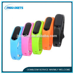 sport armband case for iphone 6 smart wrist band 3d pedometer