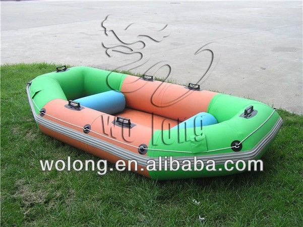 pvc inflatable drifting boat, river boat, raft boat