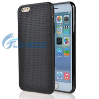 Honeycomb Soft TPU Case Silicone Gel Cover Back Skin For iPhone 6 Plus 5.5""