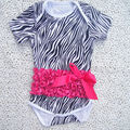 2015 baby short sleeve romper, baby onesie, infant short sleeve bodysuit