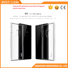 imak Hard PC protractive cover Clear Transparent case for xiaomi mix
