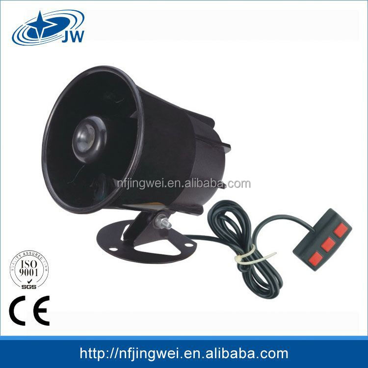 Made in China Motorcycle Alarm Siren Horn