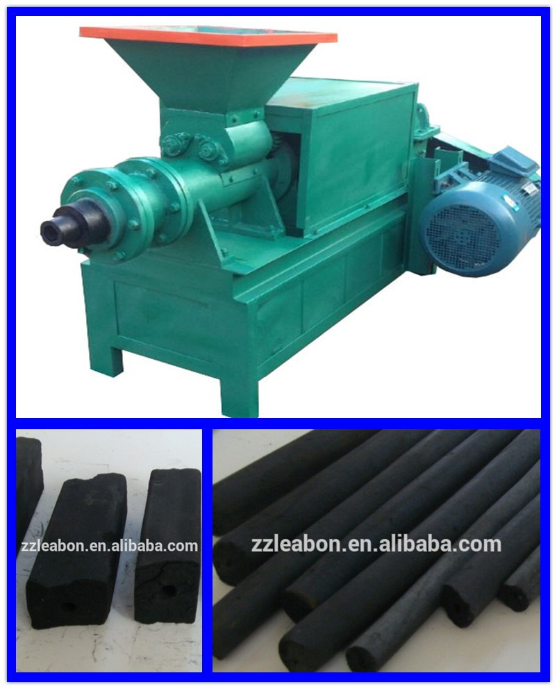 Easy Control Homemade Leading Quality Coal Briquette Press Machine Price
