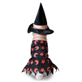 High Quality Pumpkin Dog Pet Halloween Costumes Witch Design Dog Halloween Clothes