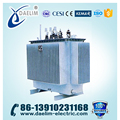 High Reliability Three-Phase Full-Sealed 6.3kv 2.5mva Power Transformer