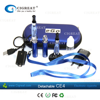 health electronic cigarette ego k ce4 starter kit,Battery with king/queen design