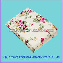 Nice Flower Printed Cotton Fabric export to India