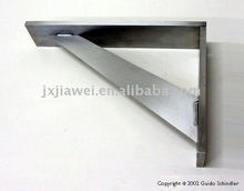 JW-209 metal stainless steel angle bracket