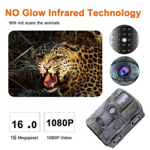Newest ! 16MP 1080P Digital Outdoor IP65 Waterproof Infrared Night Vision Trail Camera M330