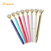 Classic Ballpoint Gift Metal Pen Hot Sale big diamond crystal pen shine promotional gift product